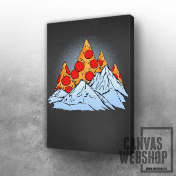 Pizza Mountains