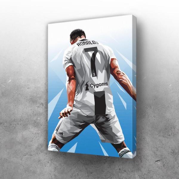 Ronaldo number 7