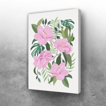 Roze cvetovi