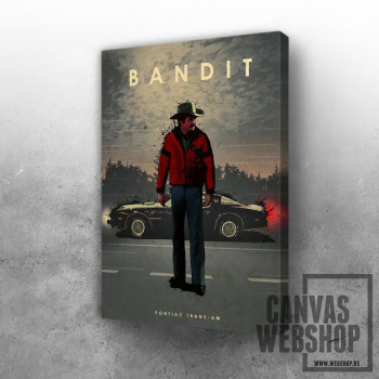 Trans AM 7.5Liter. The BANDIT