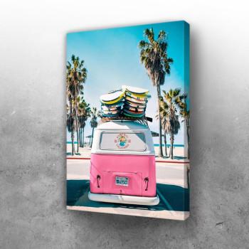 Van Life In Pink