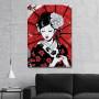 Geisha red
